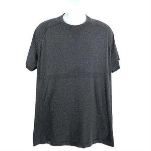 Lululemon Metal Vent Tech Tee Shirt Gray XL